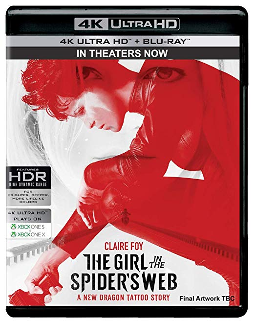 The Girl in the Spiders Web (2018) 720p BluRay Hindi English x264 DD 5.1  LOKiHD