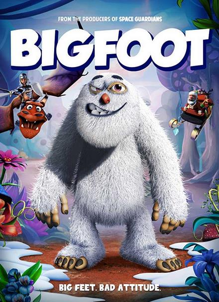 Bigfoot (2018) 720p AMZN WEB-DL DD2.0 H264-CMRG