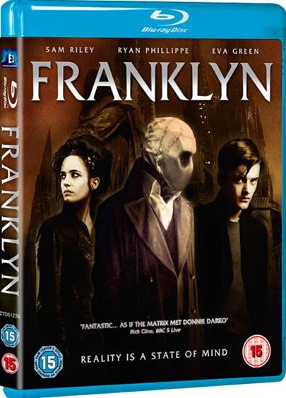 Franklyn (2008) 1080p BluRay H264 AAC  RARBG