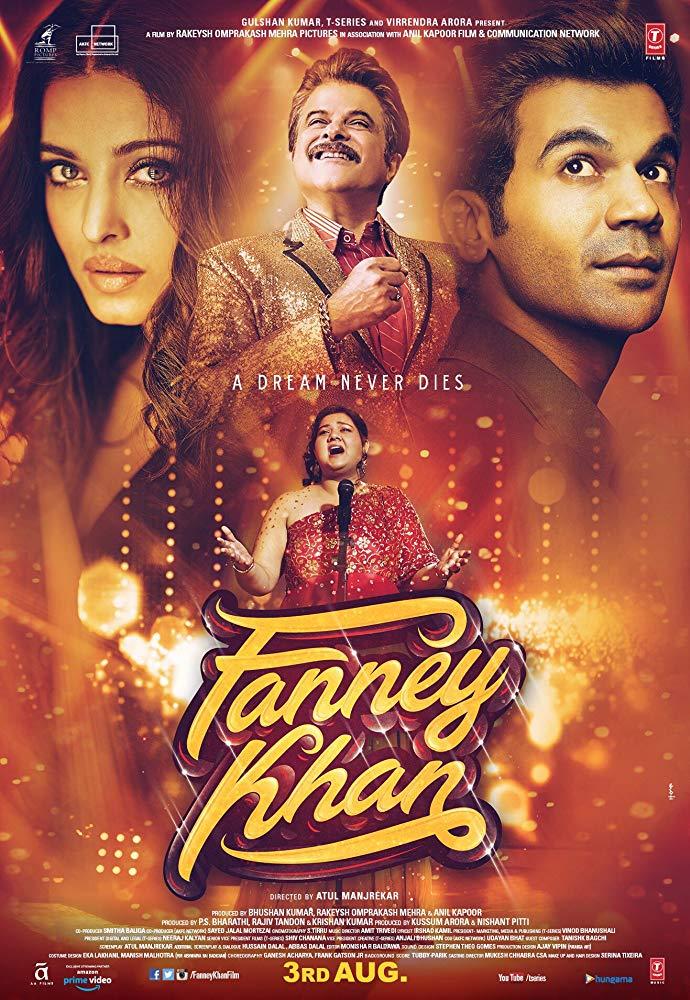 Fanney Khan 2018 720p HDRip x264 5 1 AC3 ESubs - DTOne
