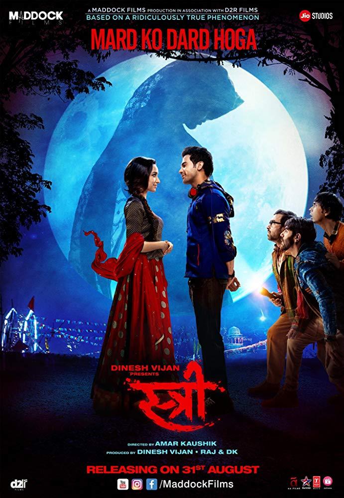 Stree 2018 Hindi 1080p WEB-DL x264 [MW]