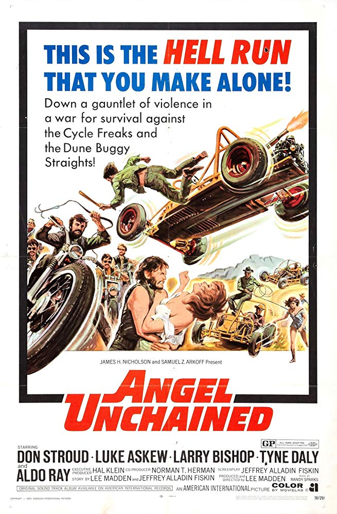 Angel Unchained 1970 DVDRip x264