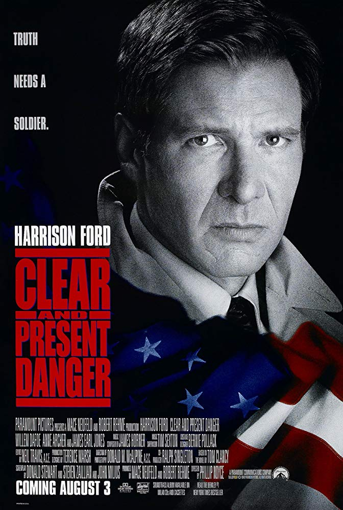 Clear and Present Danger 1994 720p BluRay x264 x0r