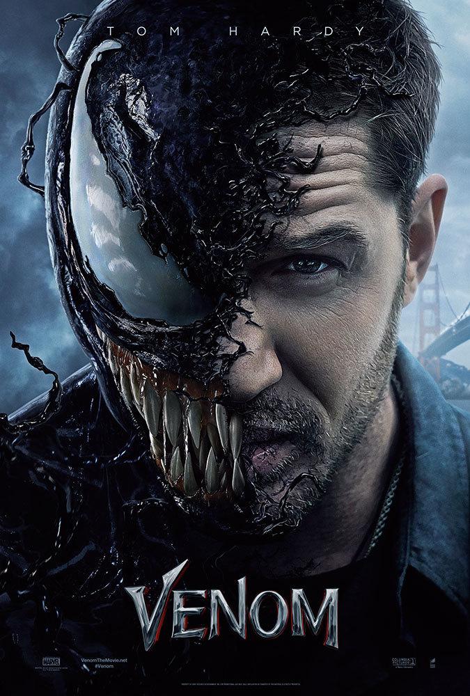 Venom 2018 [BluRay] [1080p] YIFY