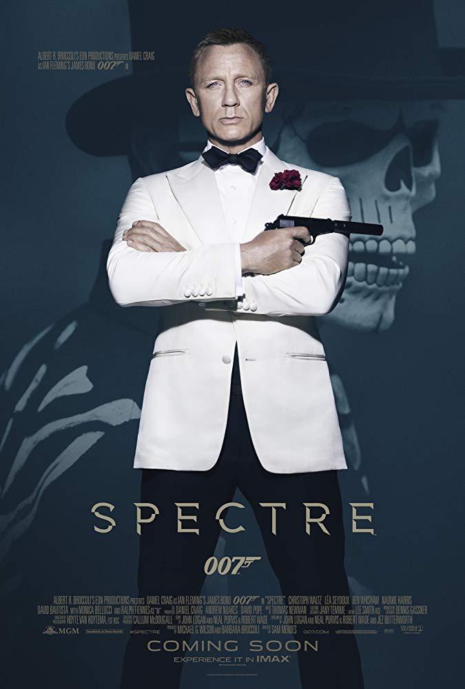 Spectre 2015 BRRip Xvid Ac3 SNAKE