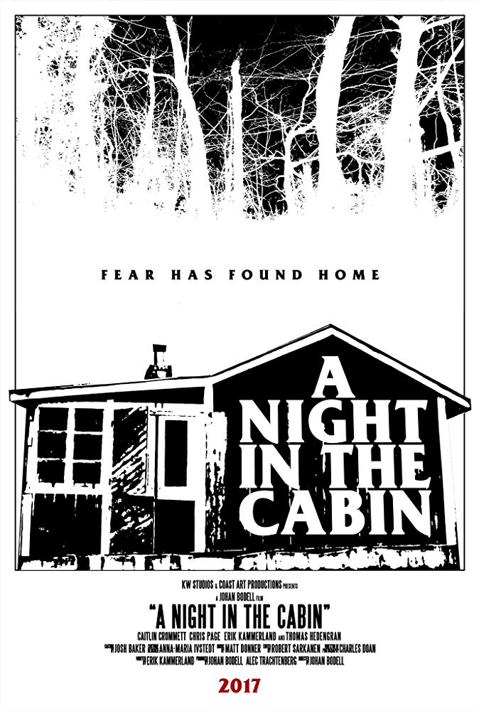 The Cabin 2018 [WEBRip] [720p] YIFY
