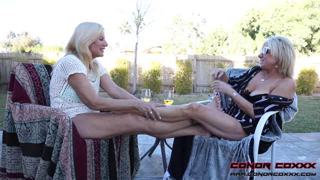 ConorCoxxx 18 11 02 Payton Hall And Presley St Claire Country Club Cougars XXX