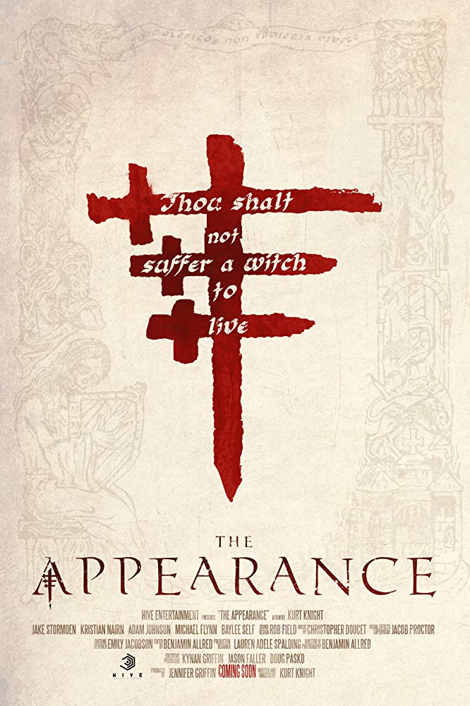 The Appearance 2018 HDRip AC3 X264-CMRG