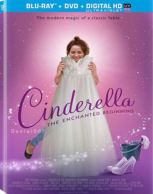 Cinderella The Enchanted Beginning 2018 HDRip XviD AC3-EVO