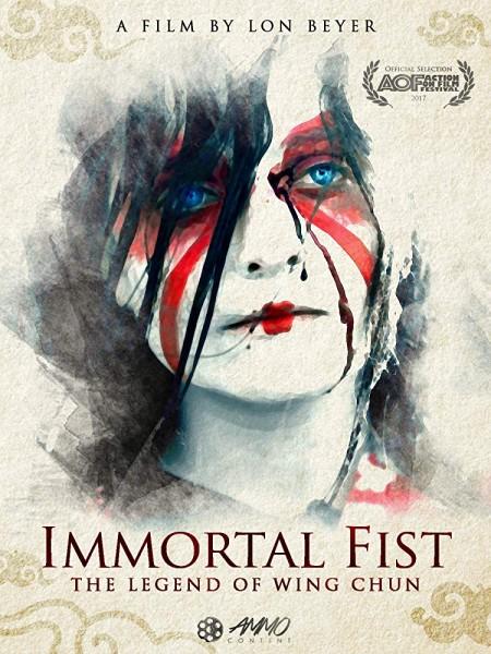 Immortal Fist (2017) 1080p AMZN WEB-DL DDP2.0 H264-CMRG