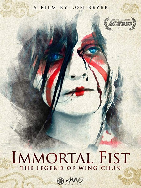 Immortal Fist (2017) 720p AMZN WEB-DL DDP2.0 H264-CMRG