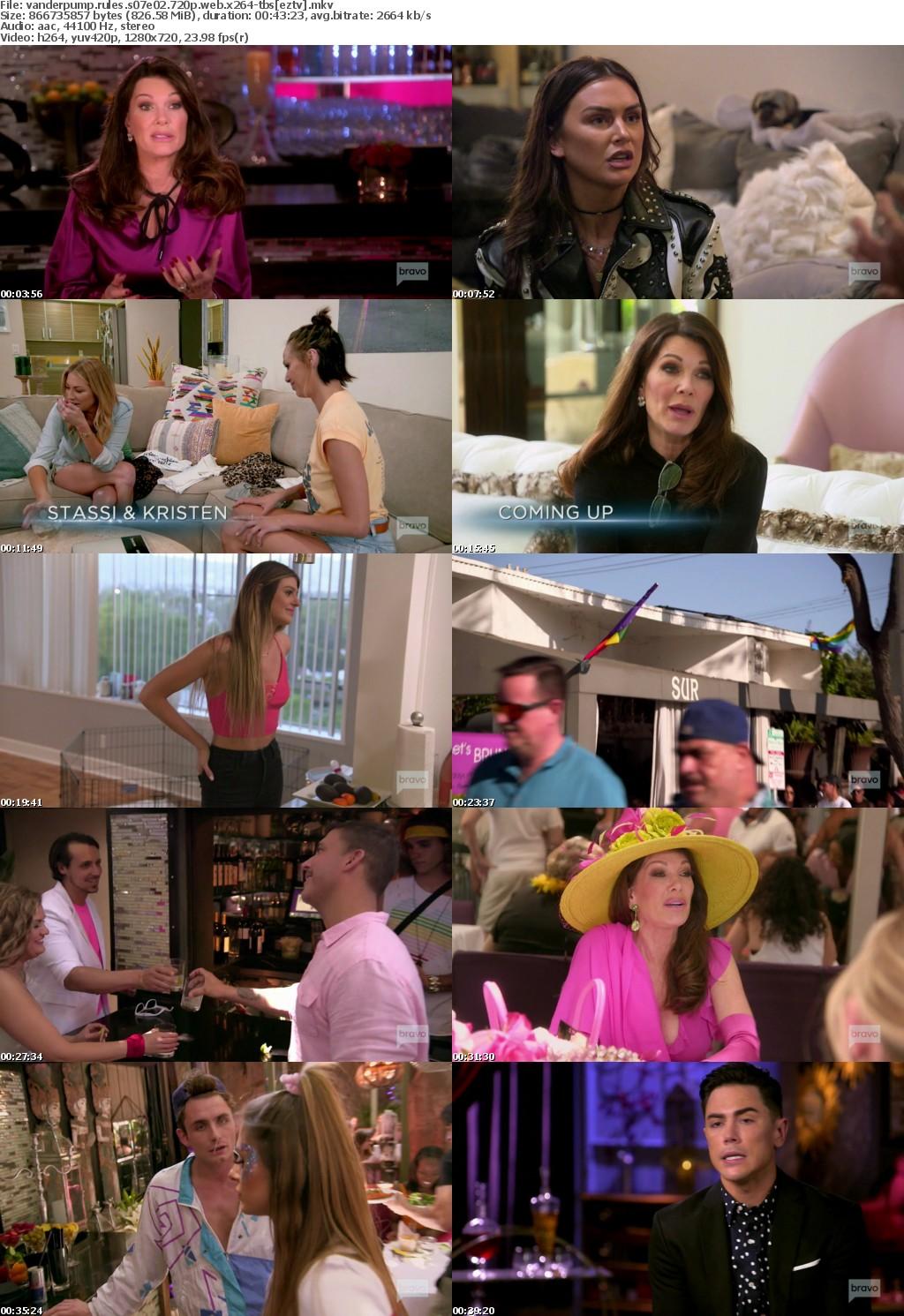 Vanderpump Rules S07E02 720p WEB x264-TBS