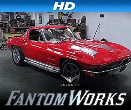 FantomWorks S09E02 Against the Grain 720p WEB x264-CAFFEiNE