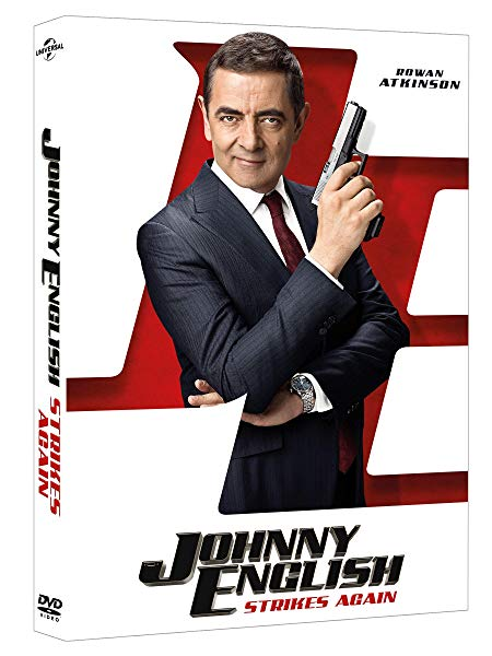 Johnny English Strikes Again (2018) BDRip XviD AC3-EVO