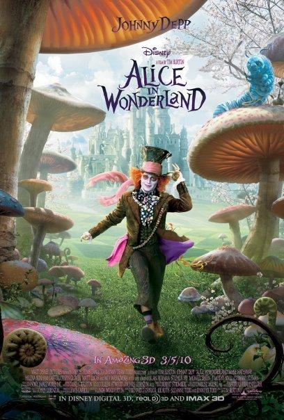 Alice in Wonderland 2010 720p BluRay x264-x0r