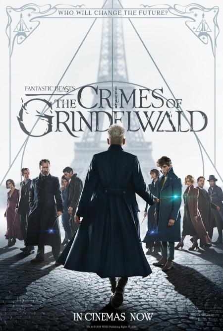 Fantastic Beasts The Crimes of Grindelwald 2018 720p HC HDRip x264 Dual Audio Hindi English MW