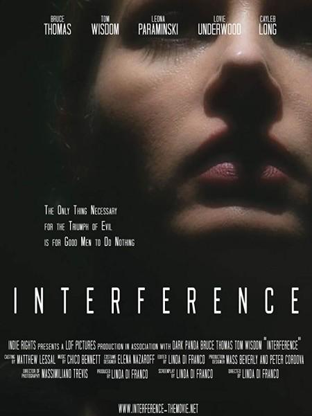 Interference 2018 HDRip XviD AC3-EVO
