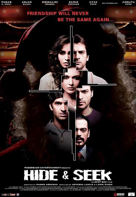 Hide Seek (2010) Hindi 720p WEB-HD x264 AC3 ESub-Sun George