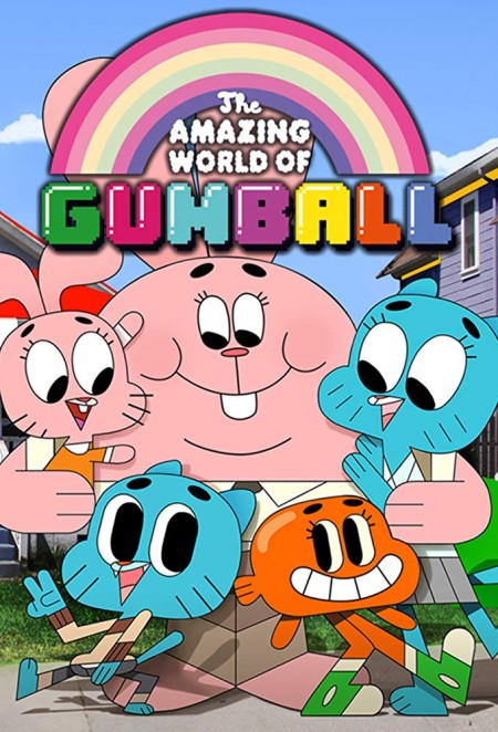 The Amazing World of Gumball S06E27 HDTV x264  W4F