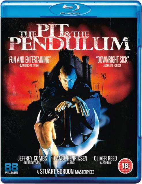The Pit and the Pendulum (1991) 720p BluRay H264 AAC  RARBG