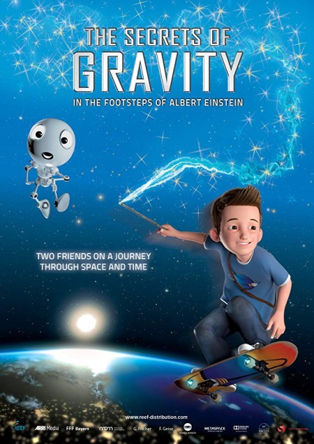 The Secrets of Gravity In the Footsteps of Albert Einstein 2016 720p BluRay x264-RUSTEDrarbg