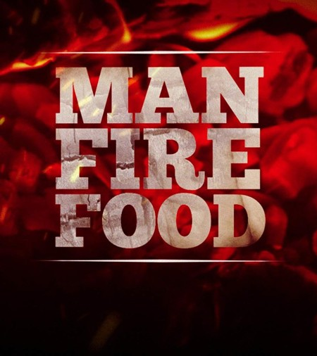Man Fire Food S08E05 Meat in Full Swing WEB x264  CAFFEiNE