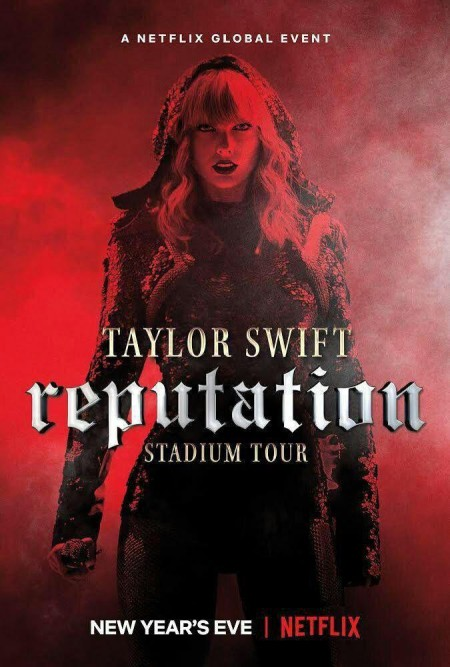 Taylor Swift Reputation Stadium Tour 2018 720p NF WEB-DL1GB MOVCR