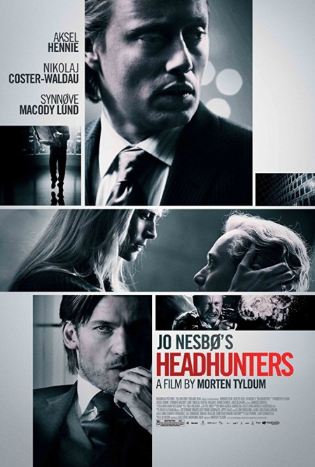 Headhunters (2011) NORWEGIAN BRRip 1080p HEVC x265 -KALI