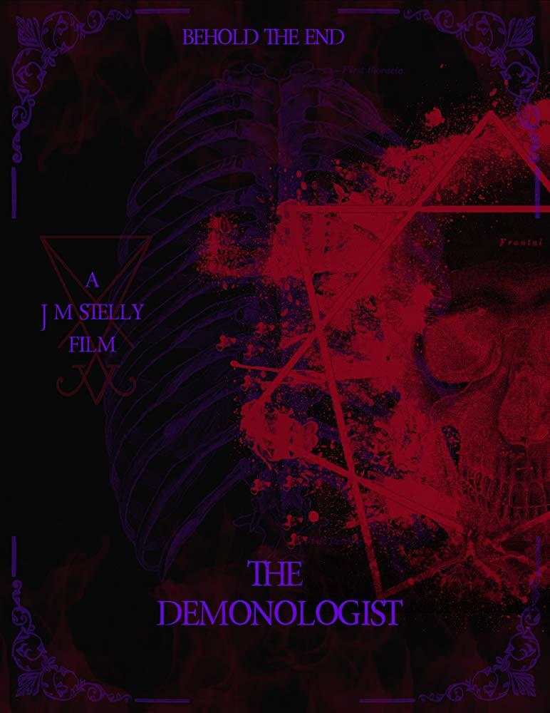 The Demonologist 2019 HDRip AC3 X264-CMRG
