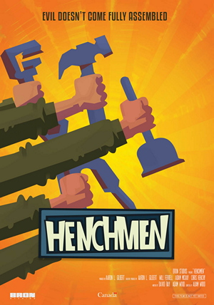 Henchmen (2018) 1080p WEB-DL DD5.1 H264-FGT