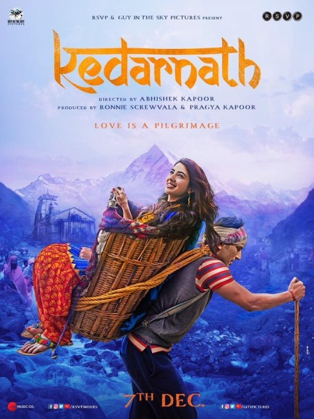 Kedarnath (2018) Hindi 1CD PreCAMRip x264 AAC 800MB-SMTeam