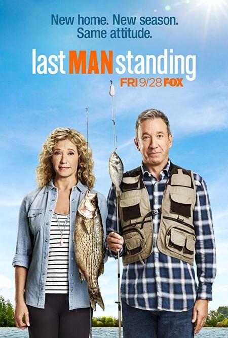 Last Man Standing US S07E10 720p WEB x265-MiNX