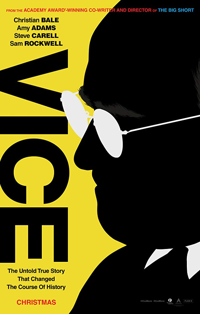 The Vice 2018 DVDScr Xvid AC3 HQ Hive-CM8