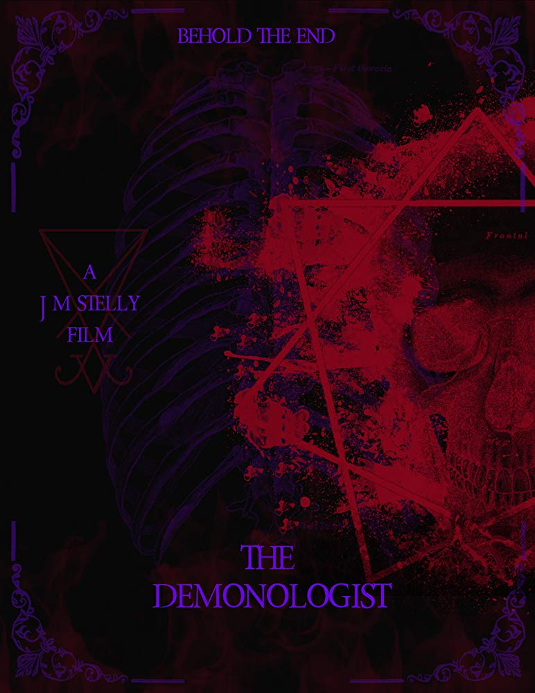 The Demonologist (2019) [WEBRip] [720p] YIFY