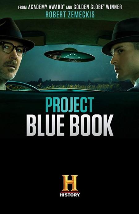 Project Blue Book S01E01 720p HDTV x264-AVS
