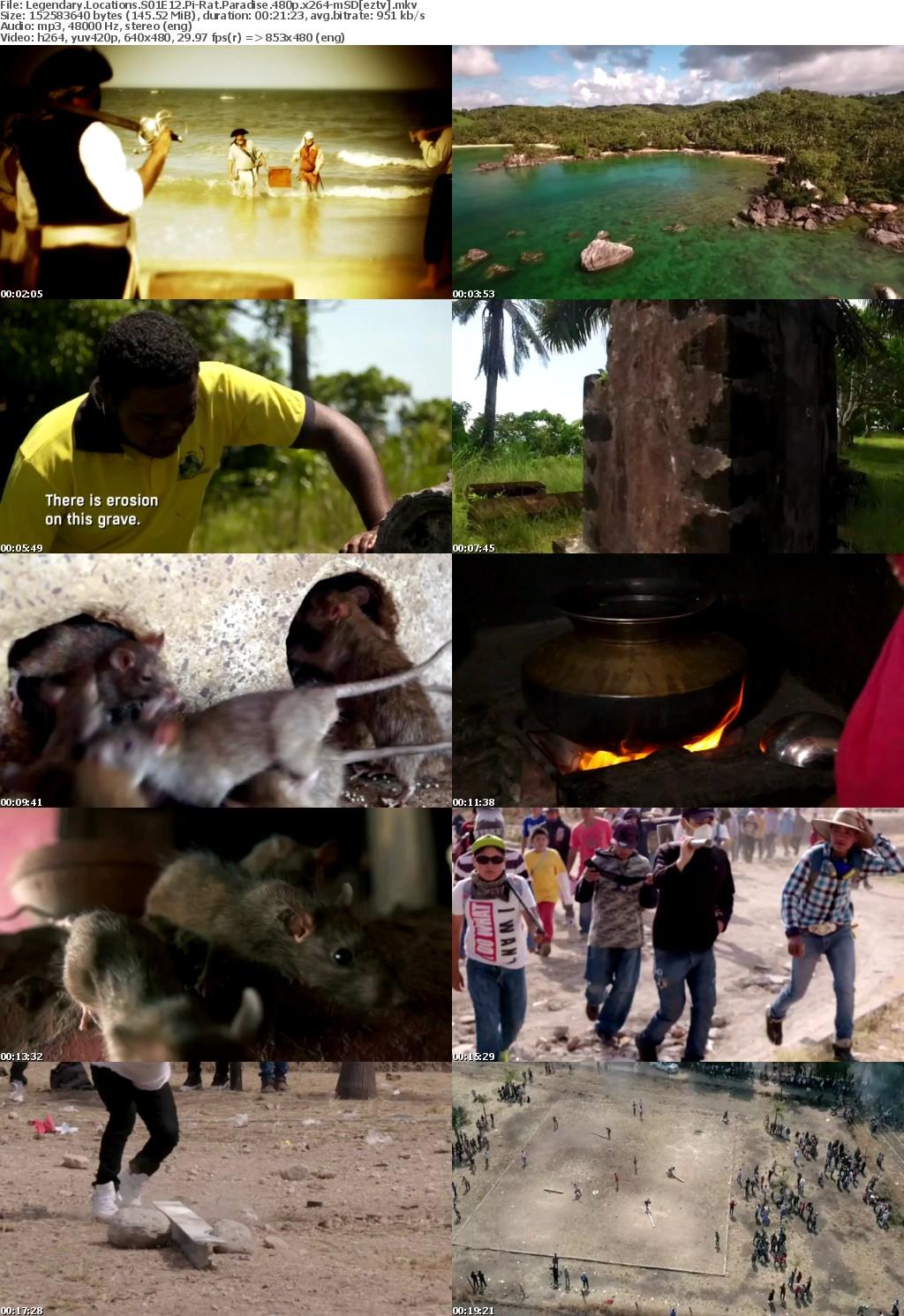 Legendary Locations S01E12 Pi-Rat Paradise 480p x264-mSD