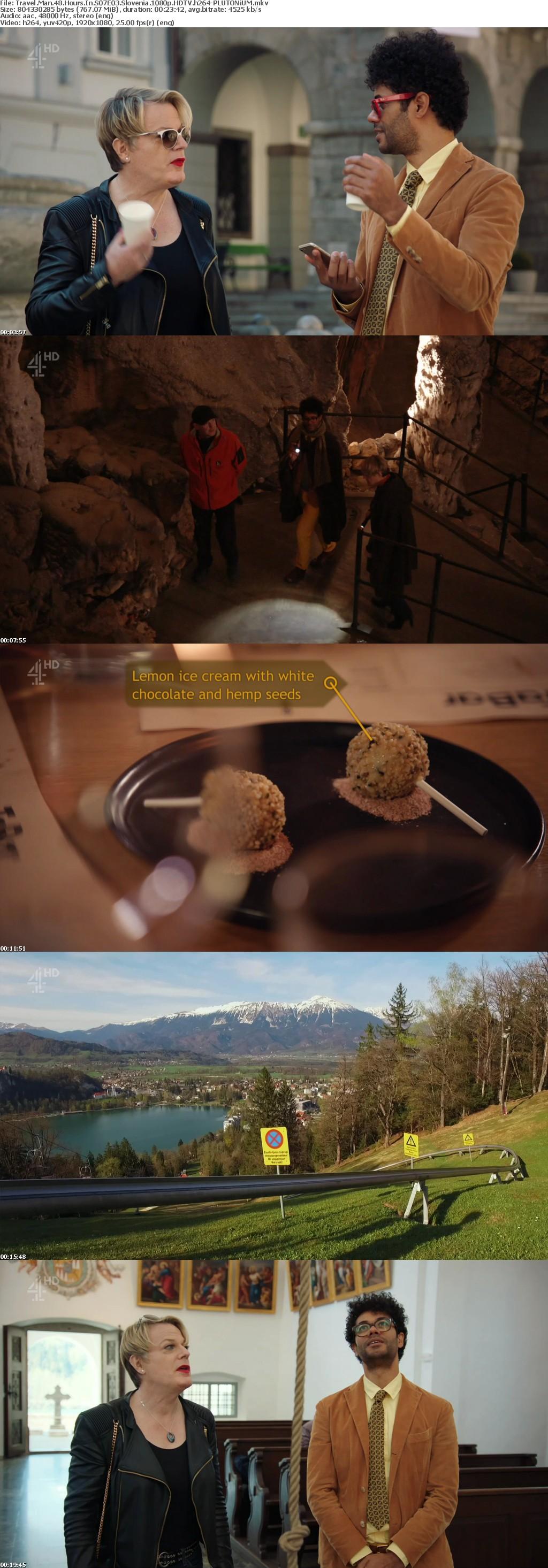 Travel Man 48 Hours In S08E03 Slovenia 1080p HDTV h264-PLUTONiUM