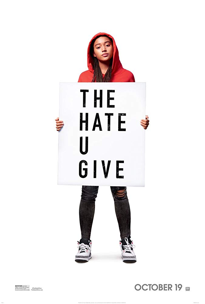 The Hate U Give 2018 [BluRay] [720p] YIFY