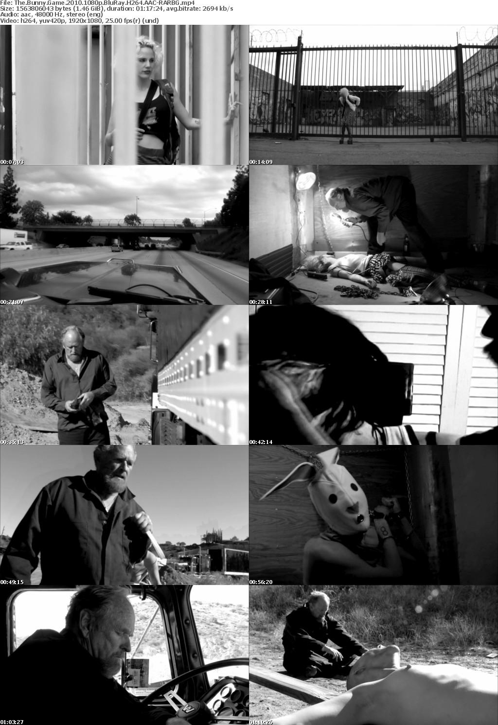 The Bunny Game (2010) 1080p BluRay H264 AAC-RARBG
