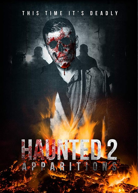 Haunted 2 Apparitions (2018) WEBRip x264 - SHADOW
