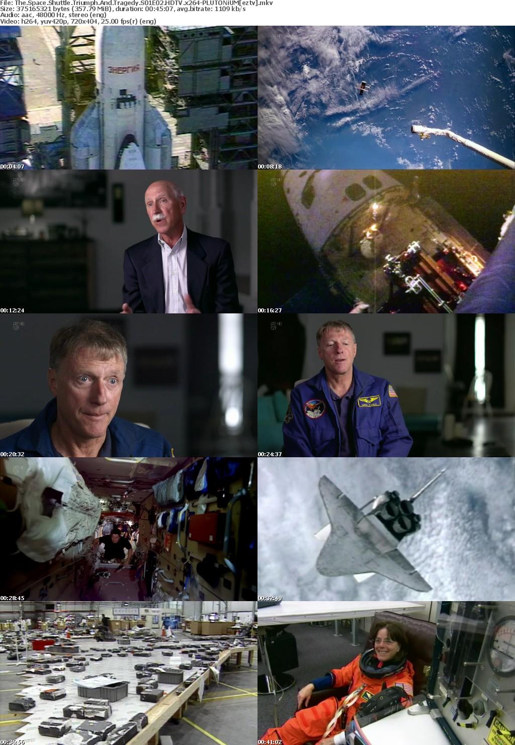 The Space Shuttle Triumph And Tragedy S01E02 HDTV x264-PLUTONiUM