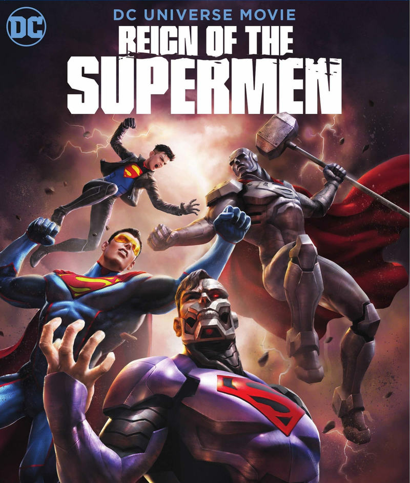 Reign of the Supermen 2019 HDRip XviD AC3-EVO