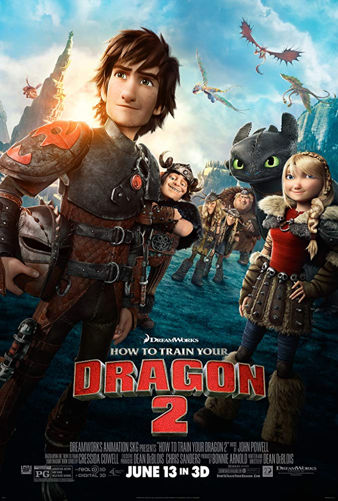 How to Train Your Dragon 3 (2018) 720p HDCAM-1XBET-ws