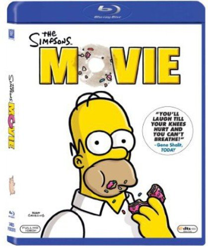 The Simpsons Movie (2007) 1080p BRRip 5.1-2.0 x264-Phun.Psyz