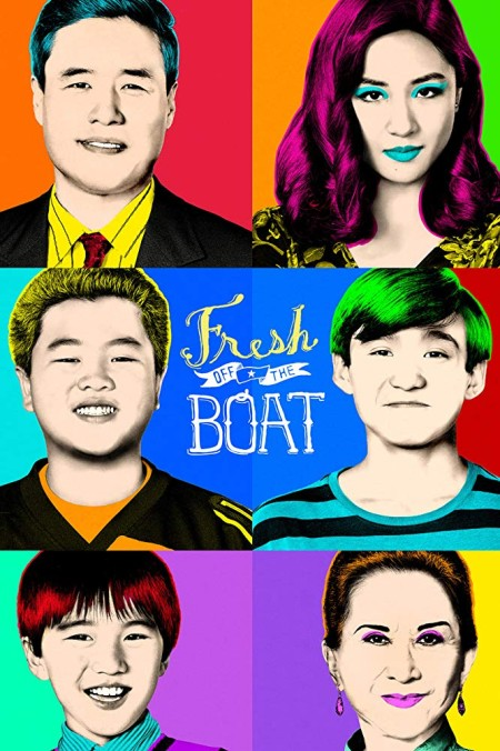 Fresh Off the Boat S05E11 720p HDTV x265-MiNX