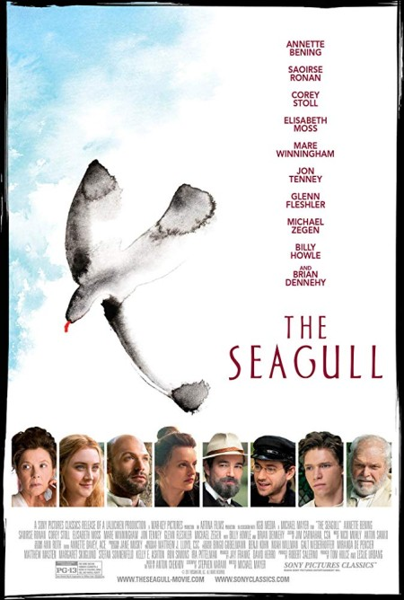 The Seagull (2018) 720p BluRay X264  AMIABLE