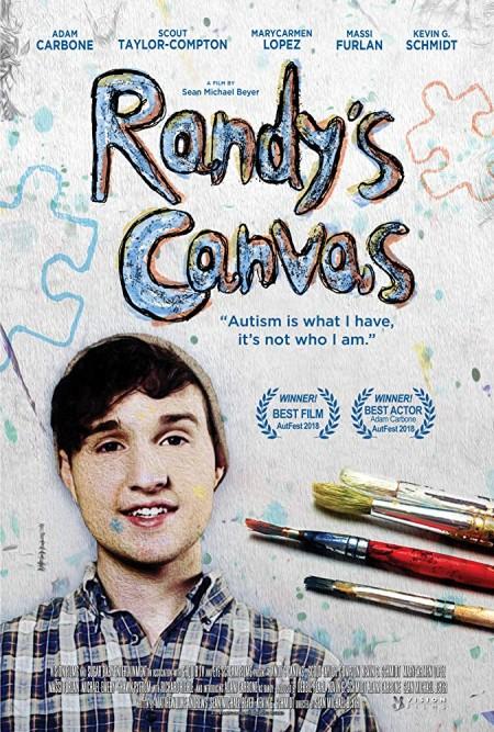 Randys Canvas (2018) 1080p WEB H264-INFLATErarbg