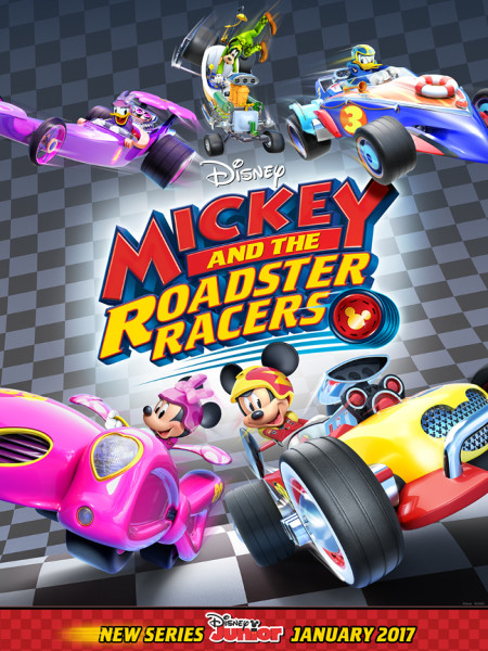 Mickey and the Roadster Racers S02E14 480p x264-mSD