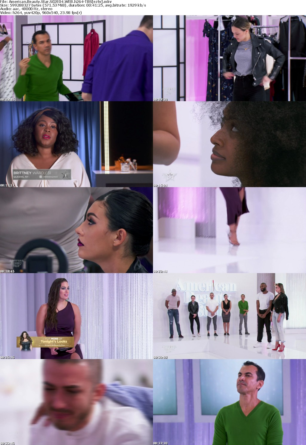 American Beauty Star S02E04 WEB h264-TBS