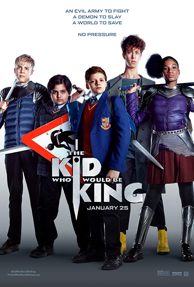 The Kid Who Would Be King 2019 HDCAM